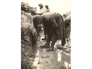Mud in the Trenches