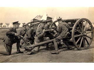 Artillery Training