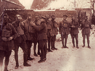 Gas Mask Inspection