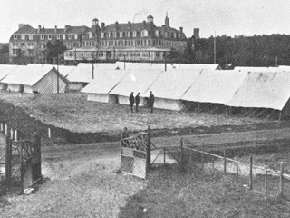 No. 2 Stationary Hospital, the First Canadian Hospital in France