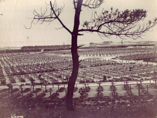 Early-war Military Cemetery