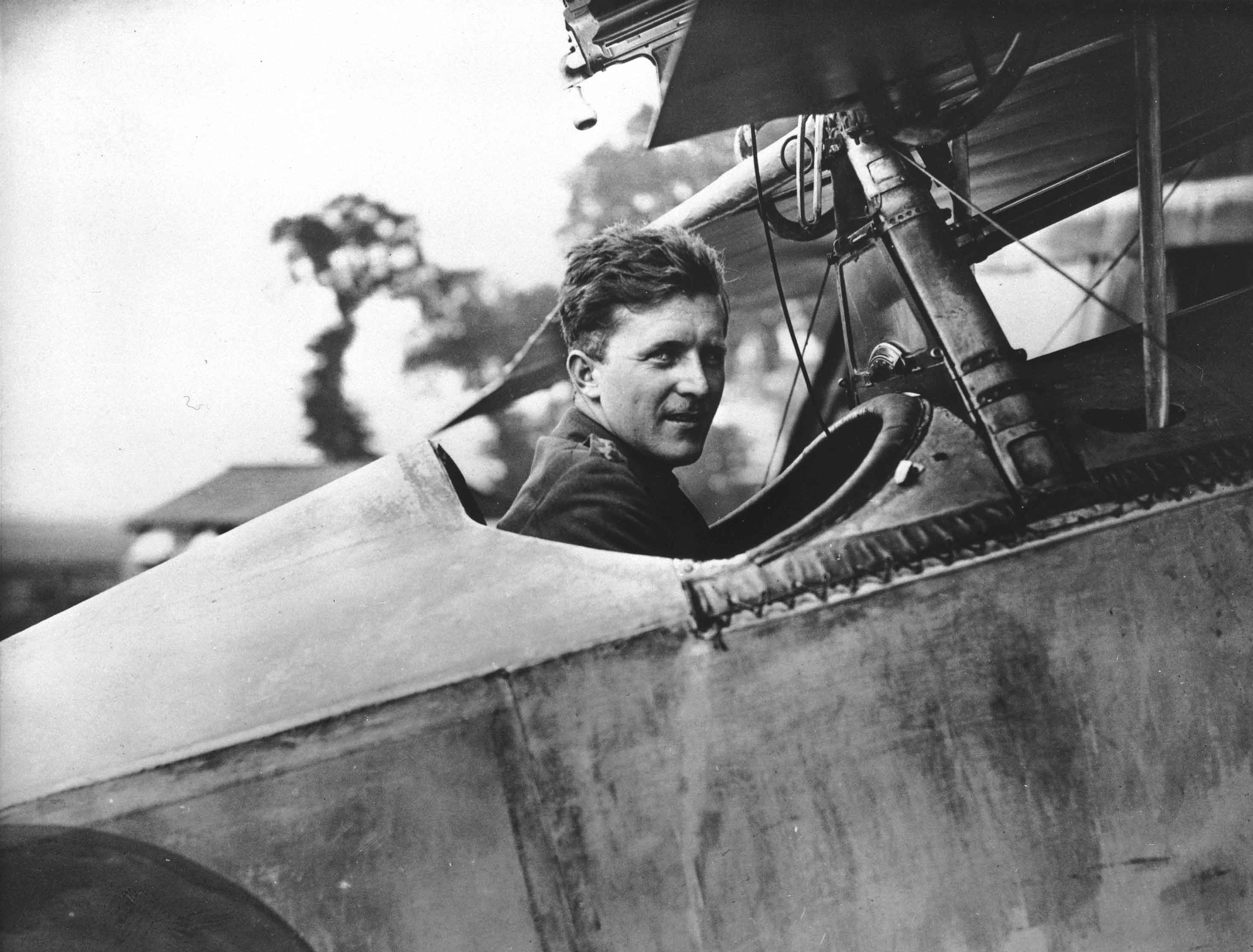 William �Billy� Bishop, 1914-1918