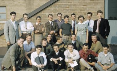 Animation studio team (ca1960)